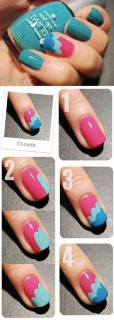 You are a fan of nail art and always looking for new ideas manicure? You are at right place! Have beautiful manicured nails is essential for pretty girls who like to take care of it.