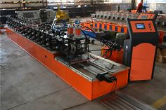 another is testing for our finished machine. after one #Roller #shutter #forming #machine is finished, we test the machine again and again, using about 10m length coil, or even more, do not stop until machine is perfect. for this point, among all the factories in our city, we are the special one. we never allow our machines, even has tiny problem, leave our factory, because we do not allow ourselves bring any trouble to customers, or it will affect our reputation.