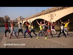 "Dance Tips – Video : Francesca Maria – ""Zumba High"" / Zumba® choreo by team ZumbaFrance – Fitness Magazine Zumba Fitness, Dance Fitness, Fitness Fun, Body Fitness, Zumba Songs, Zumba Party, Zumba Routines, Fun Workouts, Dance Workouts"