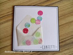 Handmade by Marleen: Confetti