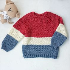 Crochet sweater FOR SPRING baby, Labor day gift from baby, Striped sweater kids, Boho Sweater style kids, Gender neutral baby clothes - Babykleidung Boho Pullover, Pullover Mode, Baby Outfits, Pull Crochet, Gender Neutral Baby Clothes, Crochet Baby Clothes, Crochet Toys, Crochet For Boys, Boys Sweaters