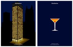 Drink Like an Architect: Pair your Cocktail with the Perfect Building #newyears