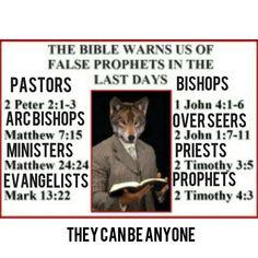 2 Timothy 4 3, Bible Translations, 1 John 4, Matthew 24, 2 Peter, In The Flesh, Priest, Jesus Christ, Spirit