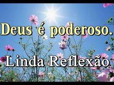 NAS MÃOS DE DEUS - LINDA MENSAGEM DE REFLEXÃO - Vídeo para WhatsApp - YouTube