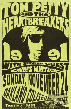 Tom Petty and the Heartbreakers http://www.youtube.com/watch?v=GOOiZAHFvfc