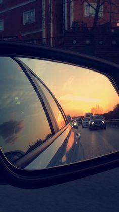 #sunset #view