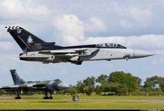 RAF 43 Sqn (ZE887) Tornado F3