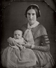 Victorian Era Daguerreotype Portraits of Children (1840s and 1850s) | MONOVISIONS