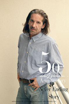 Dan Izvernariu: la 50 ani