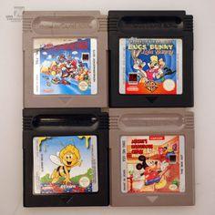 cyan74.com - vintage & pop culture   Nintendo Gameboy