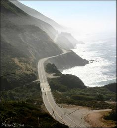 california highway 1 | ve never driven along the pacific coast...something we should remedy ...