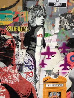 #Streetart #Berlin #itstime