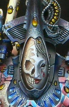 Harlequin Wraithknight – Army of One | Spikey Bits
