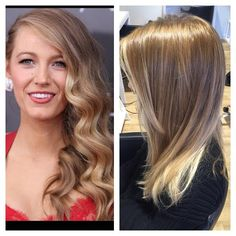 Love this lowlight foiling technique.. Creating depth without any lines or heaviness in having depth to your beautiful blonde ❤️ #balayage #styledbysnow @blakelively @snowbysamanthasnow