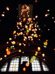 Bocci Lighting in V&A London