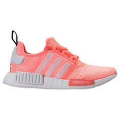 new style 33fce ef034 ADIDAS ORIGINALS WOMEN S NMD RUNNER CASUAL SHOES, ORANGE.  adidasoriginals   shoes