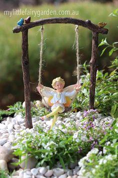 Fairy Gardens WA Australia | Miniature Fairies, Furniture, Accessories,  Houses And More