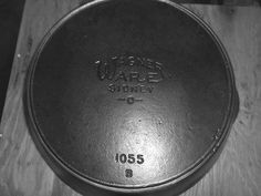 I'm a user not a collector, but I'll share anyway: Cast Iron Cookware Trademarks & Logos - The Cast Iron Collector: Information for The Vintage Cookware Enthusiast Cast Iron Care, Cast Iron Pot, Cast Iron Dutch Oven, Cast Iron Cookware, It Cast, Cast Iron Skillet Cooking, Iron Skillet Recipes, Cast Iron Recipes, Kitchen Craft Cookware