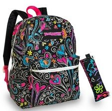 Funky girls bag, great for school
