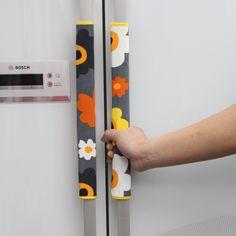 how to make fridge handle covers