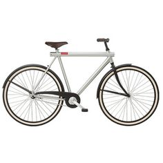 Vanmoof Single Speed Bicycle