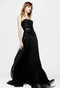 O luxo dos vestidos da coleção Resort Elie Saab 2013 para o inverno Image: 1