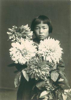 Yayoi Kusama at age 10, 1939. Collection of Yayoi Kusama. Image courtesy Yayoi Kusama Studio Inc.; Ota Fine Arts, Tokyo; Victoria Miro Gallery, London