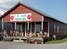 The Country Store:)