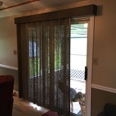 Averte Natural woven shades Window Blinds, Blinds For Windows, Woven Wood Shades, Budget Blinds, Patio Doors, Sliders, Window Treatments, Ohio, Curtains
