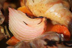 cebola assada - amor pela comida