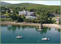 The Atlantic Oceanside is a Bar Harbor, Maine hotel providing oceanfront lodging & the best rates just one mile from Acadia National Park & historic downtown. Acadia National Park, National Parks, Bar Harbor Maine, Cool Bars, Conference, Hotels, River, Outdoor, Outdoors