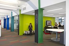 Built for Speed: Staples Velocity Lab - Workplace Strategy and Design - Gensler
