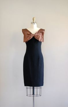 1960s cocktail dress. too bad it's an xs.