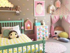 Big girl bedroom kids bedroom, toddler rooms e girls bedroom. Big Girl Bedrooms, Little Girl Rooms, Girls Bedroom, Bedroom Themes, Bedroom Decor, Bedroom Designs, Bedroom Furniture, Nursery Decor, Reading Corner Kids
