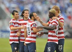 Gold Cup quarters