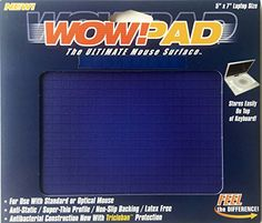 WOW1PAD A COOL Mouse Pad, a GAMING Mouse Pad, WOW!PAD