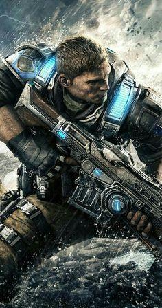 Gears of War 4 / JD Fenix!