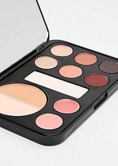 Glam On-the Go Smoky Nude Palette | rue21