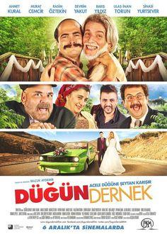 Düğün Dernek Filminin Afişi http://www.sinemadevri.com/dugun-dernek-afisi.html