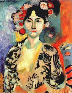 ALONGTIMEALONE: bofransson: The Idol - Henri Matisse, 1905-06