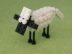 LEGO Shaun the Sheep