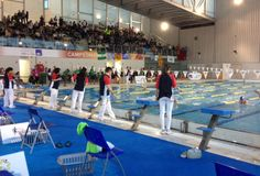 Los mejores de la natación adaptada compitieron en Valdesanchuela - Deportes - Ayuntamiento de Valdemoro