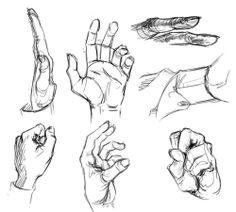 hand studies by modmad
