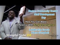 Reston Community Center Staff Development Day   Leadership Coach Pierre Campbell - http://LIFEWAYSVILLAGE.COM/personal-development/reston-community-center-staff-development-day-leadership-coach-pierre-campbell/