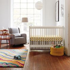 We can't guarantee all additions to your nursery will be as unfussy as The Land…