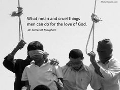 Since 1979, Iran has executed more than 4,000 people charged with homosexuality.