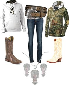"""""""Country Girl"""".. another shooting outfit..."""