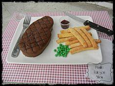 defi 6 gateau steak et ses frites prunillefee sugarparis 1
