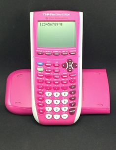 Amazon. Com: texas instruments ti-84 plus silver edition graphing.