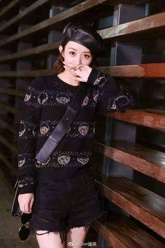 Princess Agents, Zhao Li Ying, Korean Artist, Chinese Actress, Cute Korean, Dior, Goth, Punk, Actresses